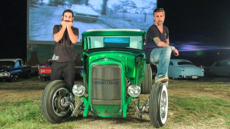 Richard Rawlings and Aaron Kaufman restore old cars to their former glory at Gas Monkey Garage in Dallas, TX. Get exclusive videos, photos, info, games and more. Only on Discovery.