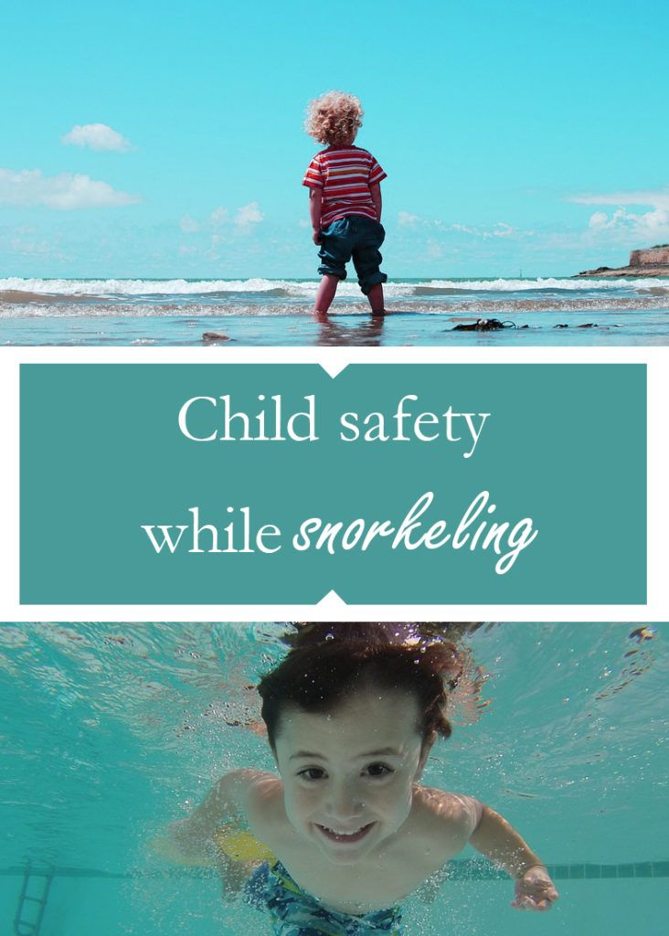 Essential guidelines to avoid injuries and other hazards for your little adventurers during snorkeling.