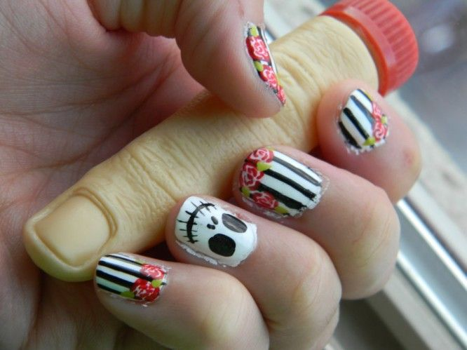 26 best migi nail art design ideas images on Pinterest | Nails ...