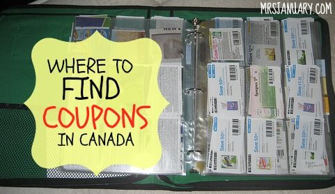 Where can you find coupons