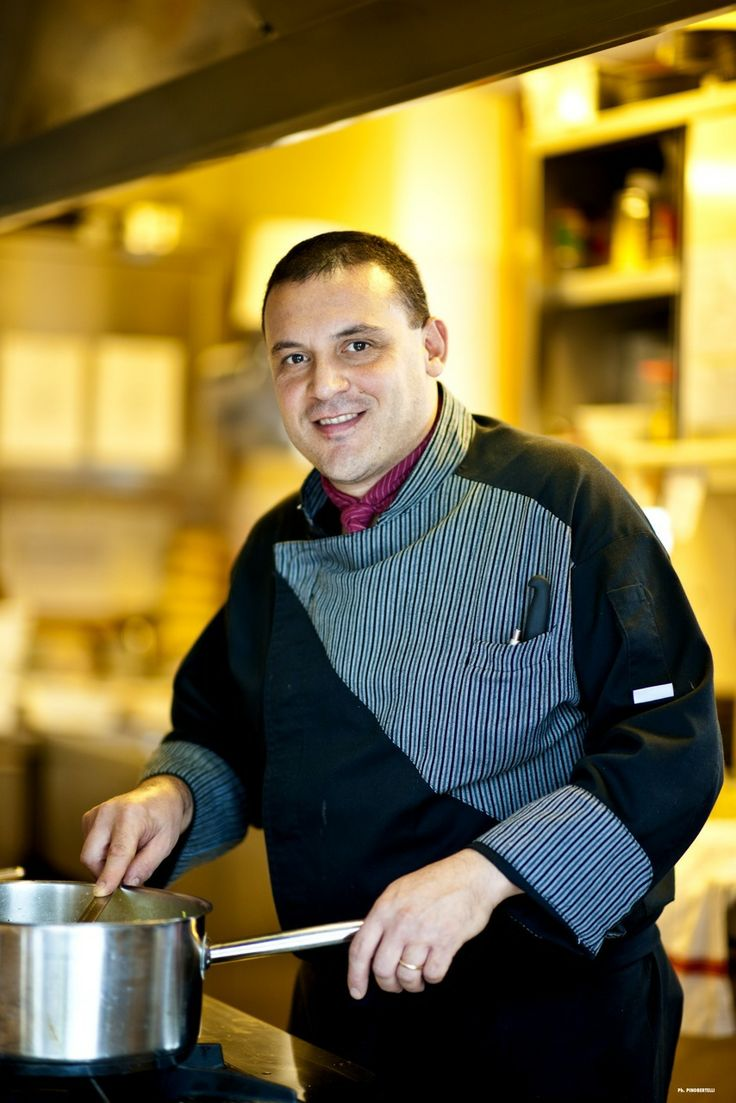 Our Chef, Mauro!
