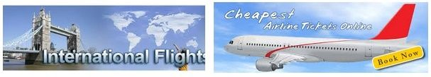 "To start off, we recommend searching for flights on Sky-Tours; they aggregate almost all of the cheaper airfares booking engines. This will give you a good idea of where you might find the cheap international flights. Then check the other individual websites listed below to see if there is a ""site specific"" deal that they are running to get an even cheaper flight."