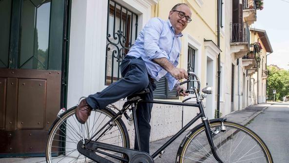 #Verona #Bike #MicheleBertucco
