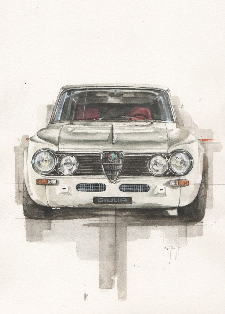 Alfa Giulia by?