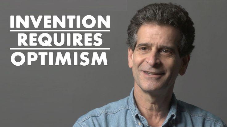 """Dean Kamen; inventor, """"Segway."""" http://en.wikipedia.org/wiki/Dean_Kamen"""