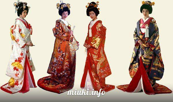 Учикаке — свадебная накидка http://miuki.info/2010/11/uchikake-svadebnaya-nakidka/