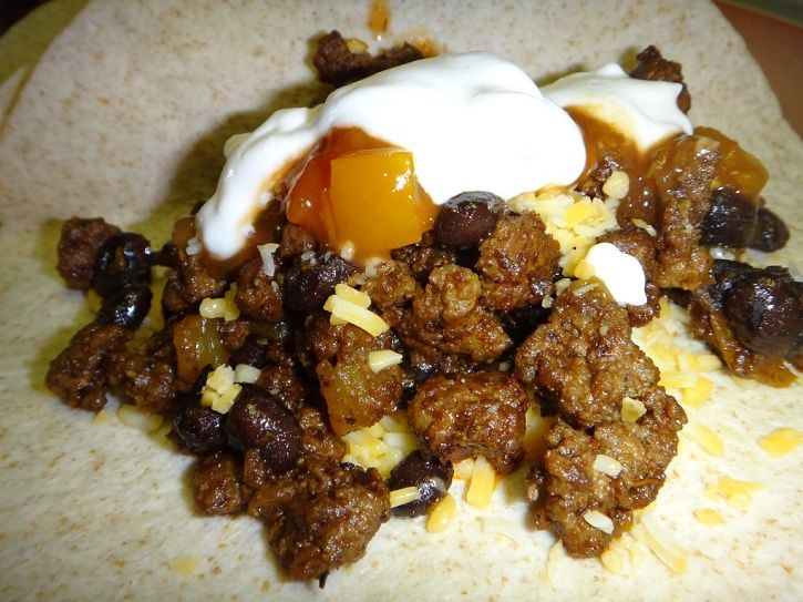 Camp Recipes: Spicy Soft Tacos   Marking My TerritoryMarking My Territory