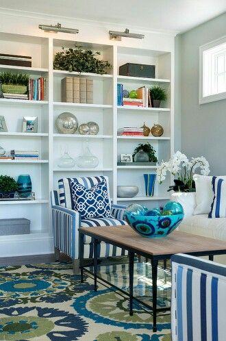 62 best Bookshelf Styling images on Pinterest   Bookshelf styling ...