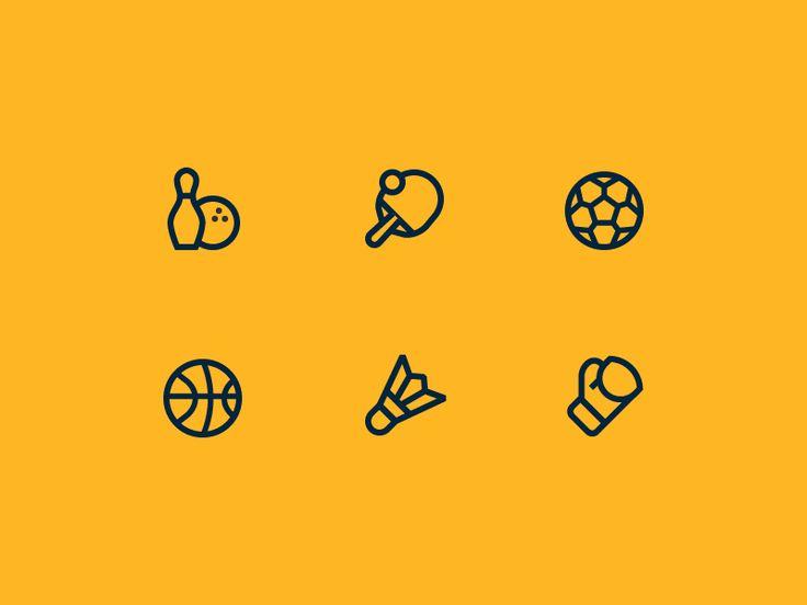 Sports Icon by Evgeniy Artsebasov