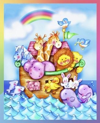 Image Result For Church Nursery Muralsa