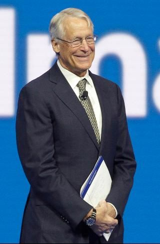 #12 S. Robson Walton 2016 Forbes 400 Net Worth $35.5 Billion Chairman, Wal-Mart Stores Age	72