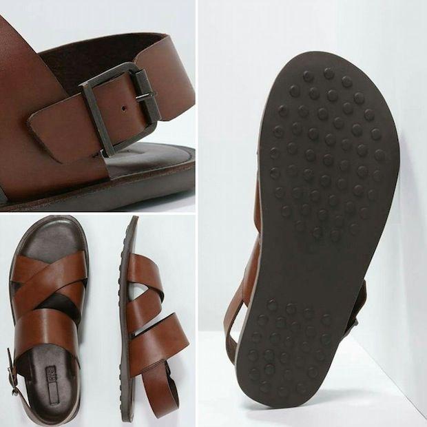 Sandales homme Pier One