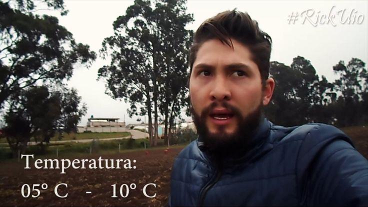 #RickUio   8 de 9   Papitas   Los Misterios De Tabacundo Moto Honda Ecuador