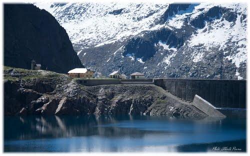 Rifugio e Lago Baitone