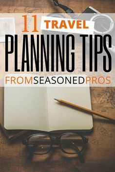 The scariest part of anybody's travel is the planning stage. It can also be the…