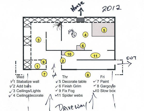 Best 25 Haunted Garage Ideas On Pinterest Haunted House