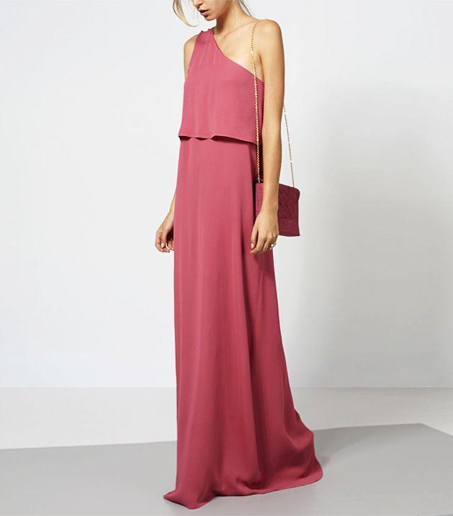Best wedding guest dresses: Intropia Tie-Back Maxi Dress