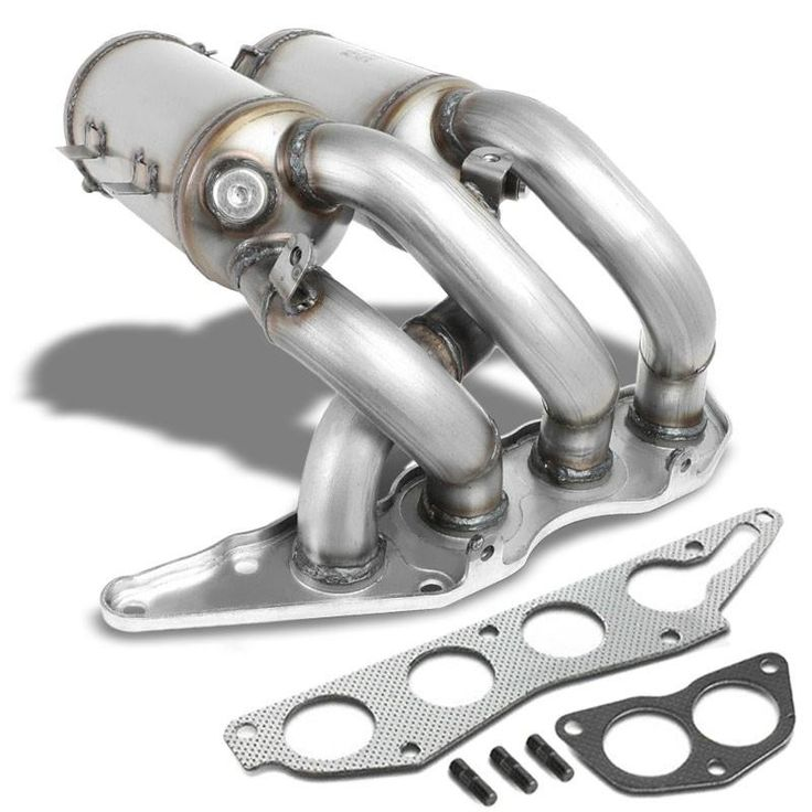 Factory Style Catalytic Converter Manifold For 0612
