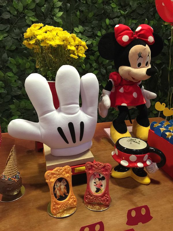 Festa Turma do Mickey