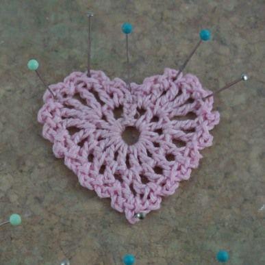 Miniature Heart Ornament | Craft