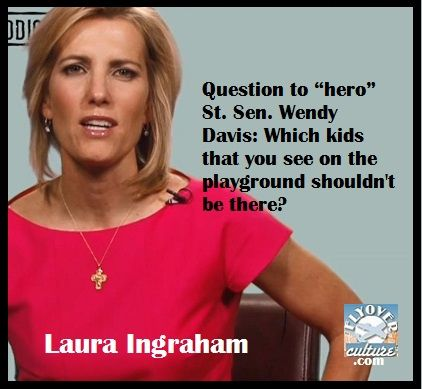 When did Laura Ingraham get married?