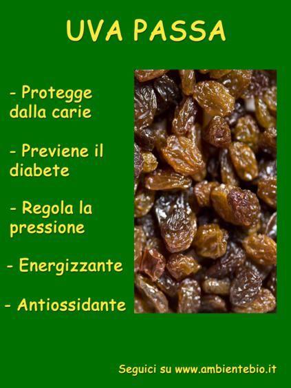 L'uva passa, un alimento dalle molteplici proprietà. Ecco tutti i benefici che il suo consumo può dare al nostro organismo http://ambientebio.it/il-potere-curativo-ed-energetico-delluva-passa/