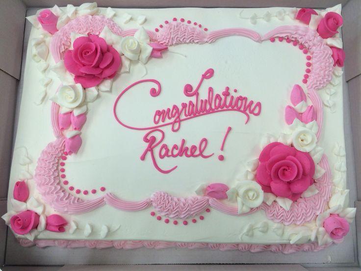 Publix Cake Decorator Job Description : 504 best PASTELES CUADRADOS images on Pinterest Square ...
