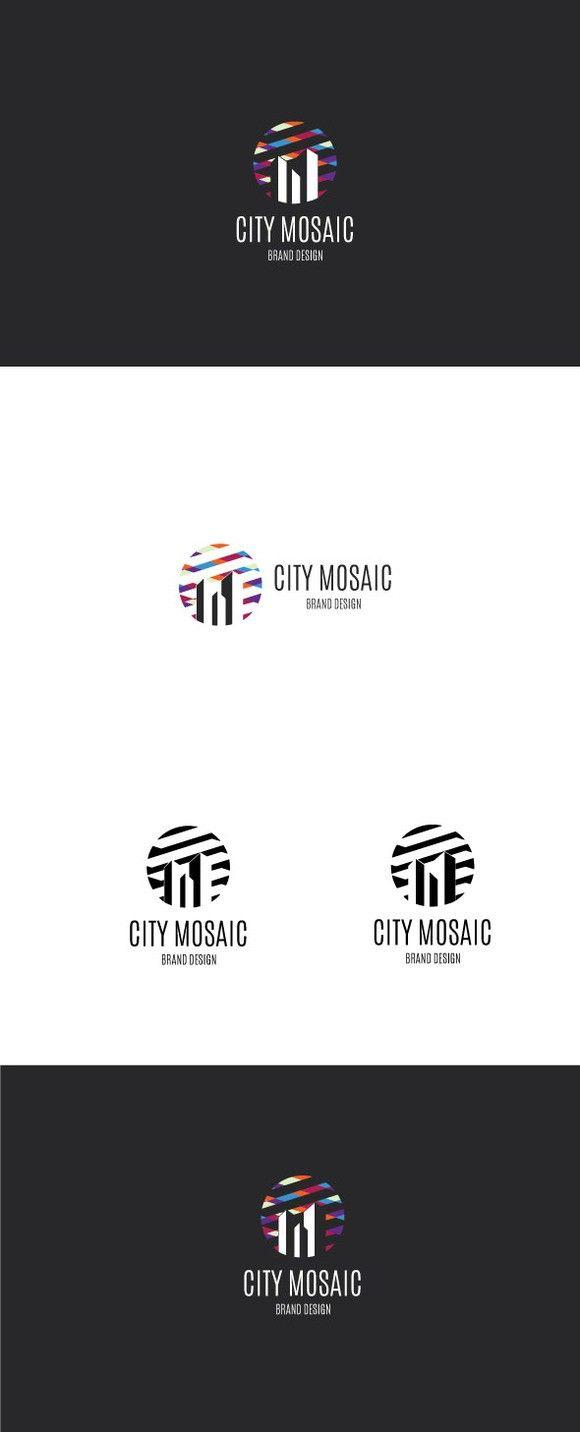 City Mosaic. Wedding Fonts. $35.00