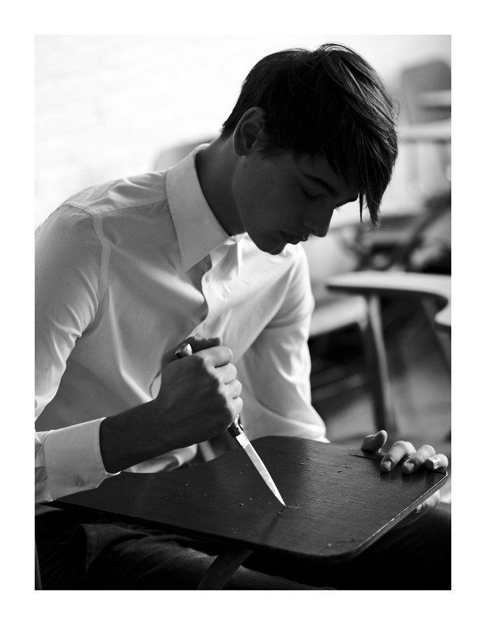 Portrait | Jacob Morton by Conan Thai