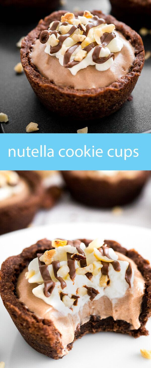 how to make chocolate mousse with nutella