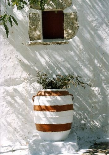 Mediterranean living ~ Amorgos ~ Greece