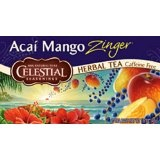Celestial Seasonings Acai Mango Sweet Zinger Ice, 20-Count Tea Bags (Pack of 6) (Grocery)By Celestial Seasonings