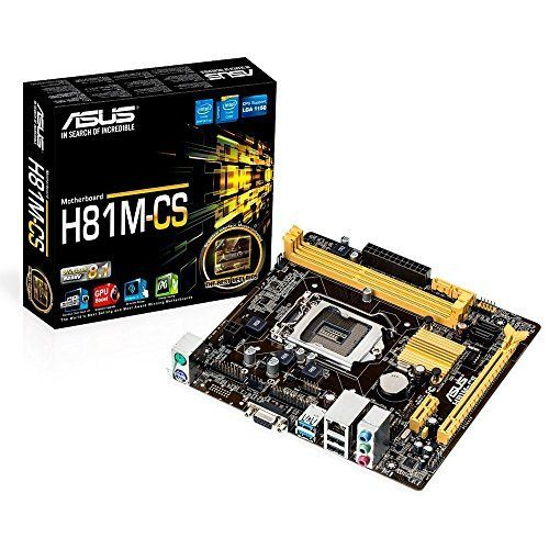 Buy Asus H81M-CS Motherboard for ₹3229 by getting 15% discount coupon 'GETVANTAGEKART' at https://www.vantagekart.com/gaming-peripherals/motherboard/asus-h81m-cs-motherboard with free shipping. #vantagekart #asus #asusmotherboard #motherboard #H81MCS #H81MCSmotherboard #discountcoupon #GETVANTAGEKART #keepshopping For more products visit us at, www.vantagekart.com