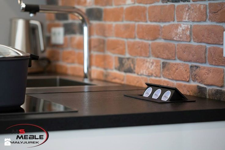 Kuchnia styl Industrialny - zdjęcie od MS-Meble Małyjurek - Kuchnia - Styl…