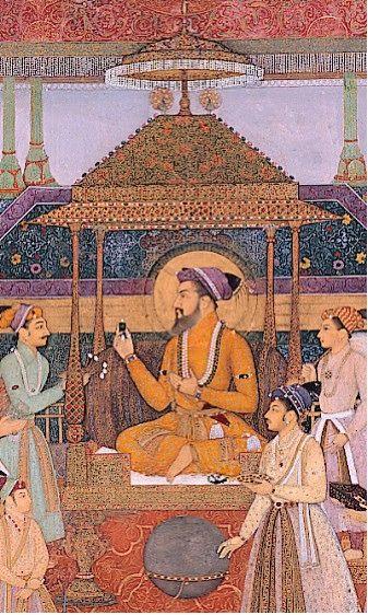 shah jahan history in hindi pdf