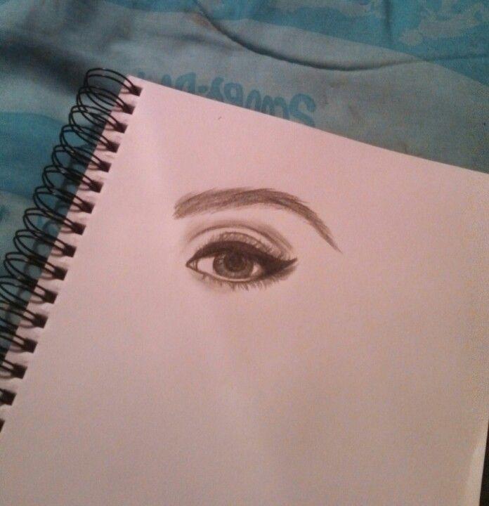 Drawing Ideas Eyebrows