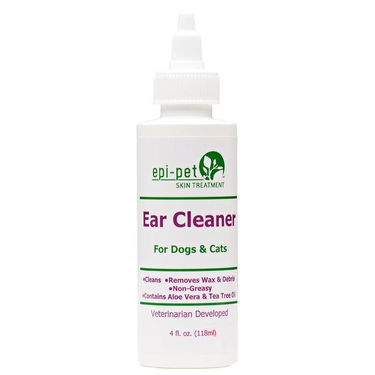 How To Make Dog Ear Cleaner Solution