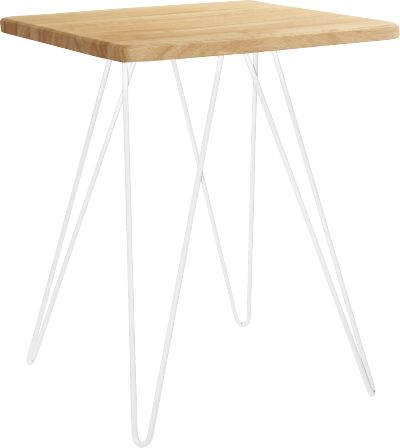 Cadix table basse en chêne massif