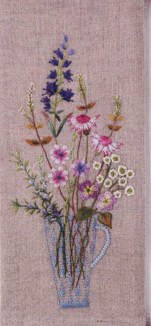 """Stitching Blessings Ideas ~Have A Blessed Day~ """"Old Fashion Vintage Farmer's Wife"""" ~"""