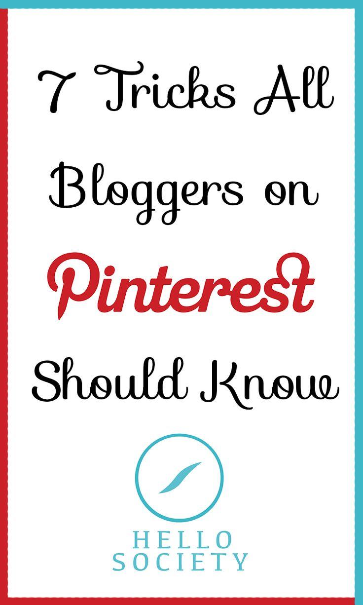 7 Bloggers Know #blogging