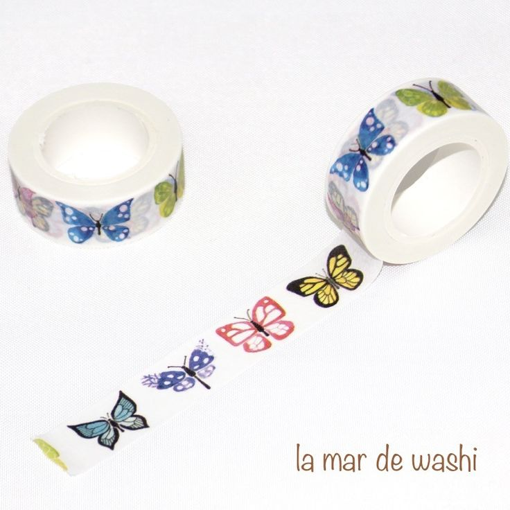Washi Tape colorbutt