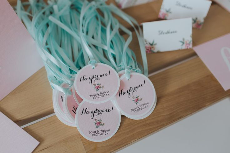 Pastel wedding tags #favortags#pastelwedding#pasteldecorations#cutedecorations#cutebride