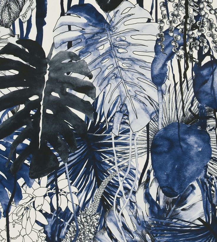 Jardin Exo'chic Fabric by Christian Lacroix | Jane Clayton