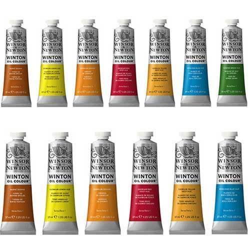 WINSOR & NEWTON Colori a olio Winton 37 ml Belle Arti