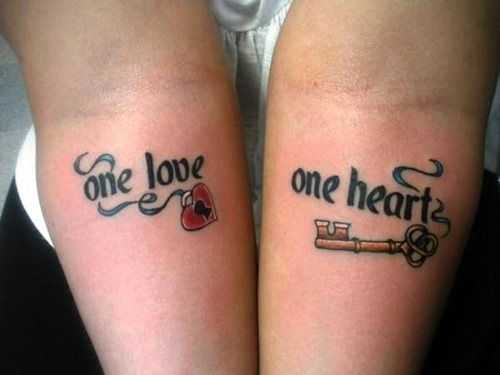 mother daughter tattoos | 20 Mother Daughter Tattoo Ideas (10)