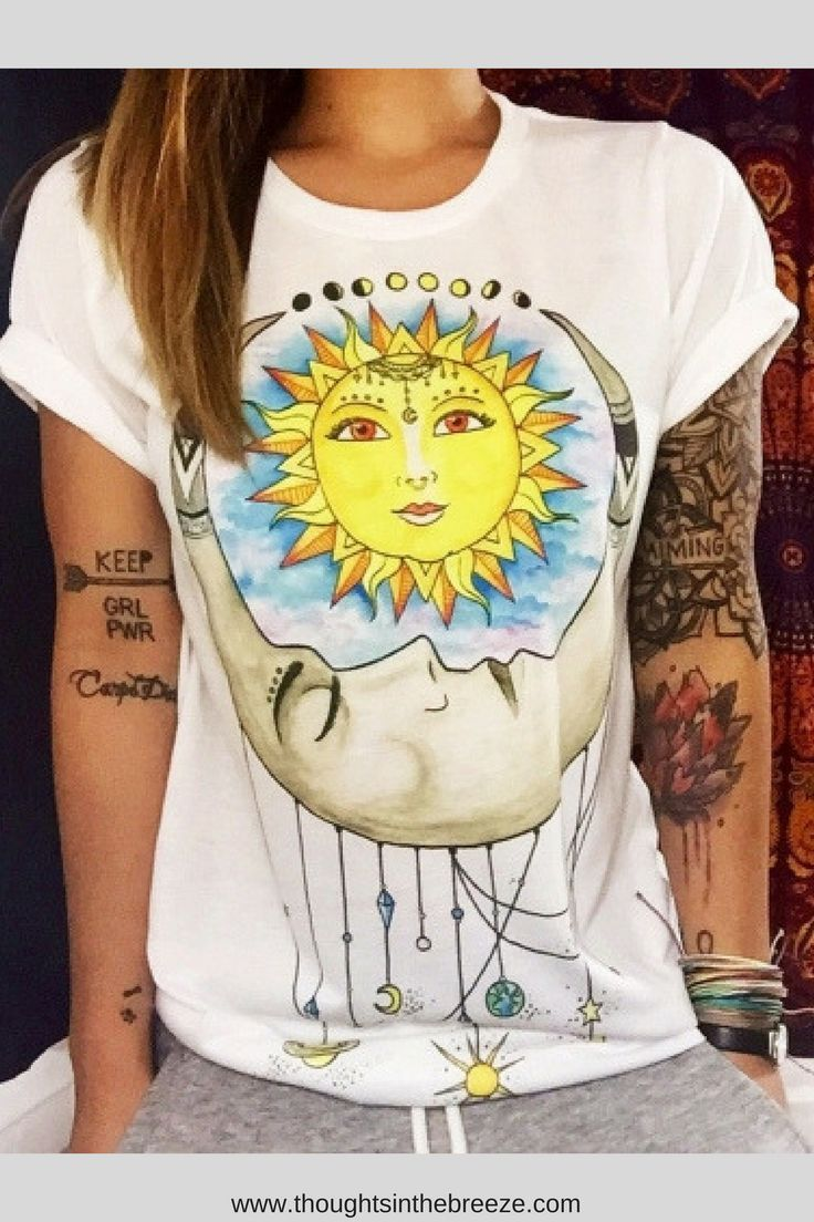 590654e5 $11.99 women-s-loose-graphic-printed-short-sleeve-tee. Huge sale on many  classy chic tops, the stylish summer collection is filled with trendy tops  perfect ...