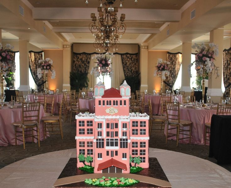 3D custom cake - Don Cesar is 85 years old-The Cake Zone