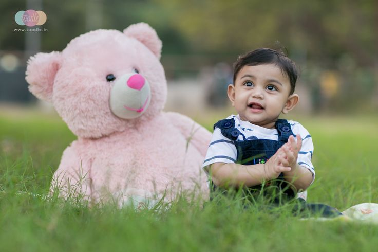 My dearest buddy, the Teddy ..  . . Call us at +91 72999 22881 to book a toodle session. Visit www.toodle.in for more details. . . #newborn #babyphotographer #babyportraits #kidsphotography #newbornphotography #chennai #candid #momtogs #maternity #Toodle #toddler #parents #fashion #mommy #tinytales #kidsvideo #babyvideo