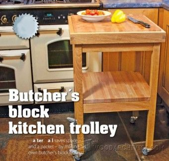 1000 Ideas About Butchers Block Trolley On Pinterest Kitchen Trolley Butcher Blocks And