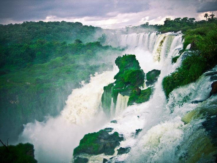 Iguazu Falls, #Argentina. www.quynhle.com